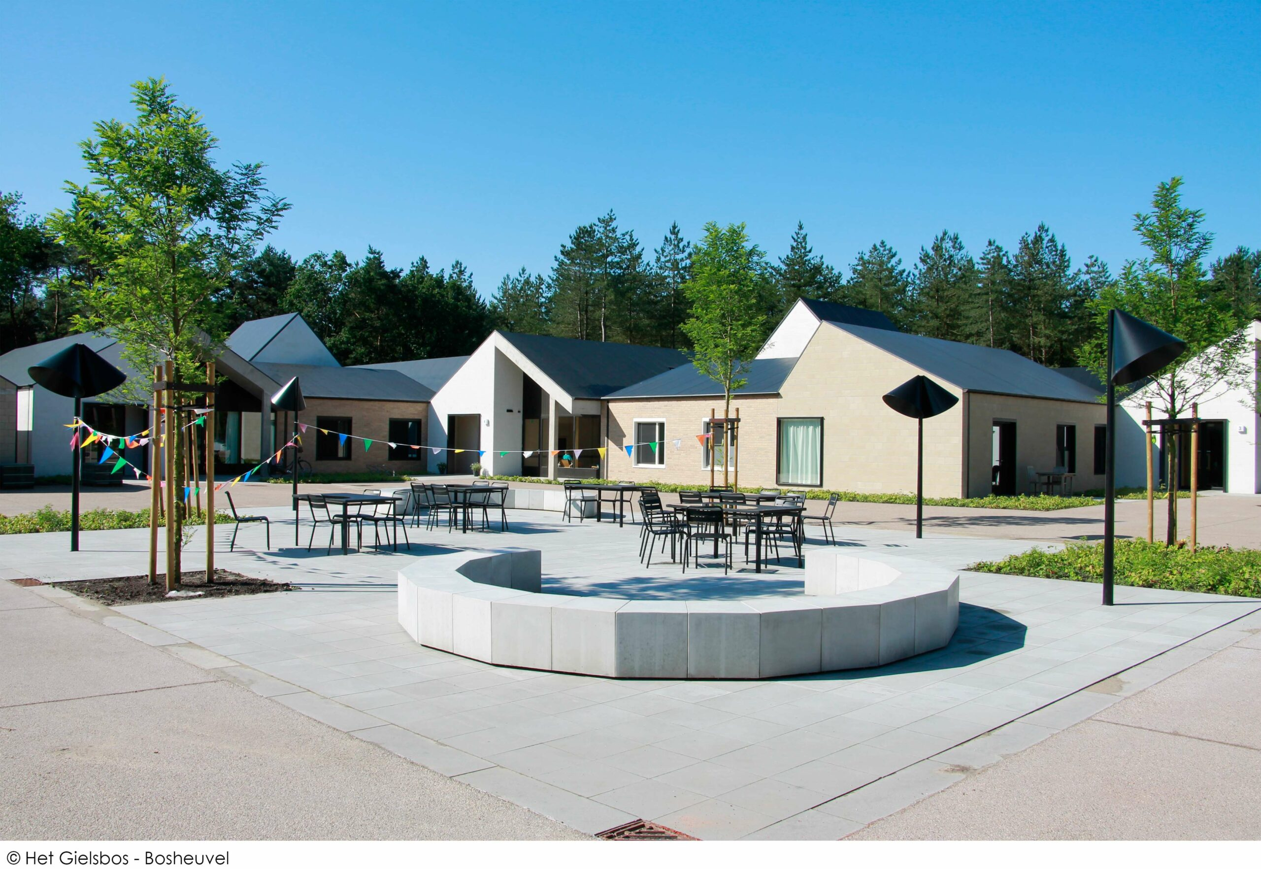 boydens-Residential and day care center 'GIELSBOS' for people with disabilities