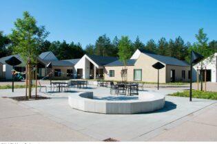 Woon  en dagbestedingscentrum 'Het GielsBos' voor mensen met een beperking