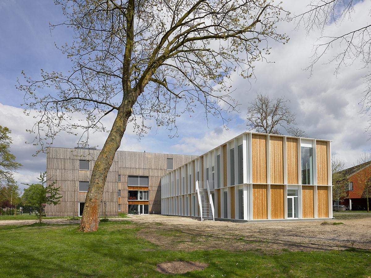 boydens-Psychiatric Center Sint-Norbertushuis – Cepos new building