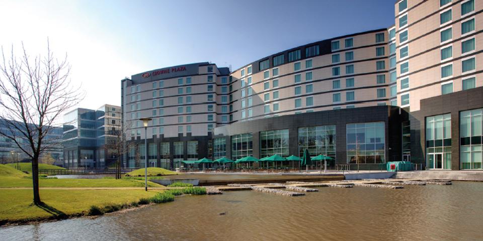 boydens-CROWN PLAZA HOTEL AIRPORT