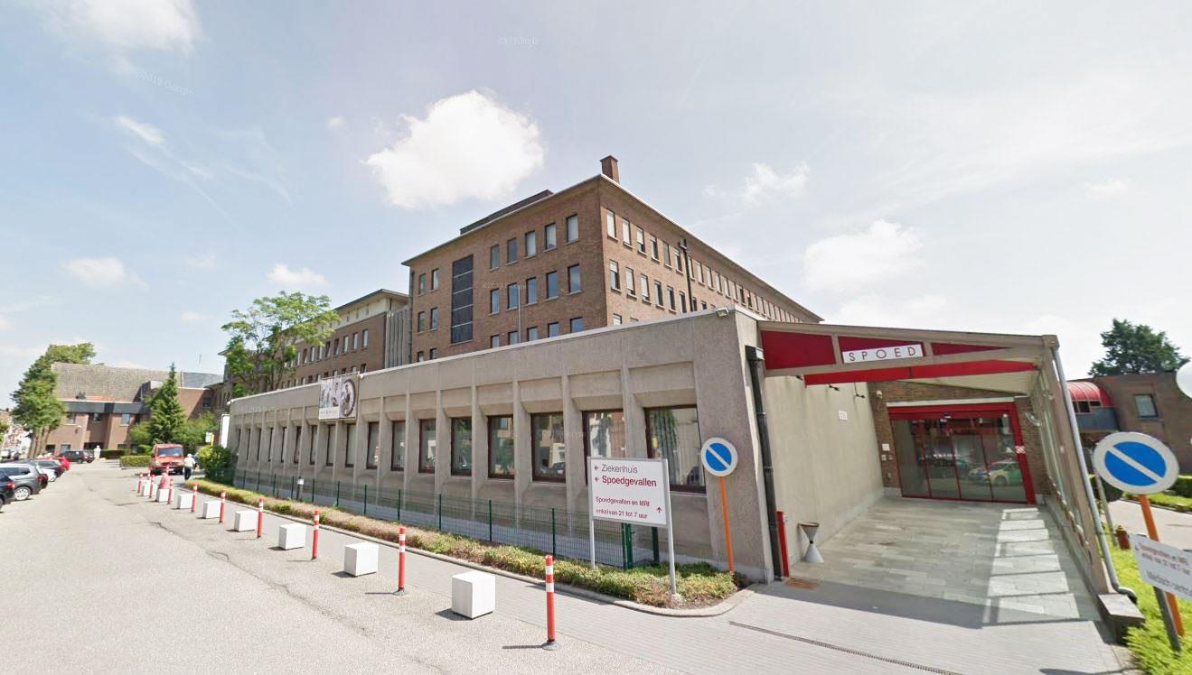 heilig hospital tienen