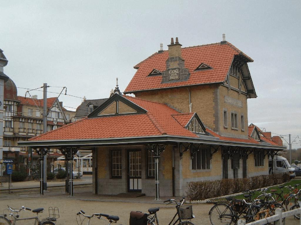 boydens-TRAM STATION