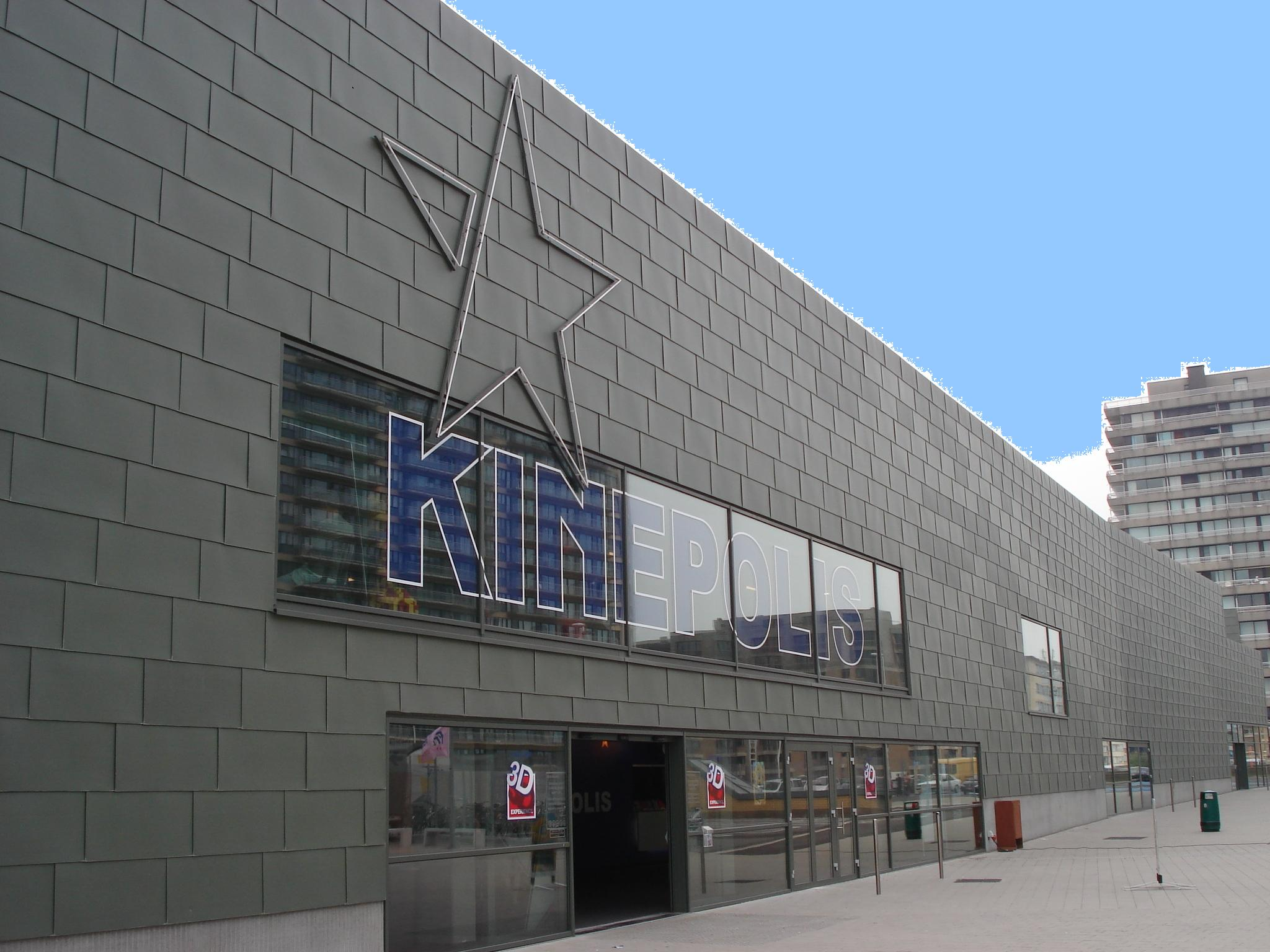 1445 Kinepolis Oostend outside