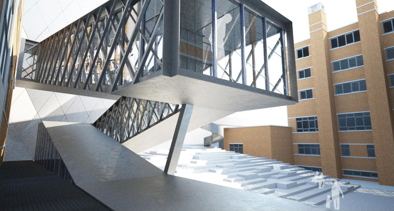 5_De Grote Post Cultural Center in Oostende1
