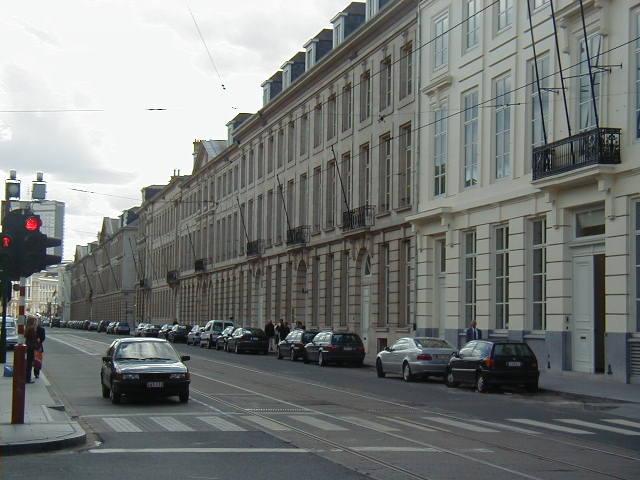 boydens-TRỤ SỞ NGÂN HÀNG FORTIS TẠI BRUSSELS