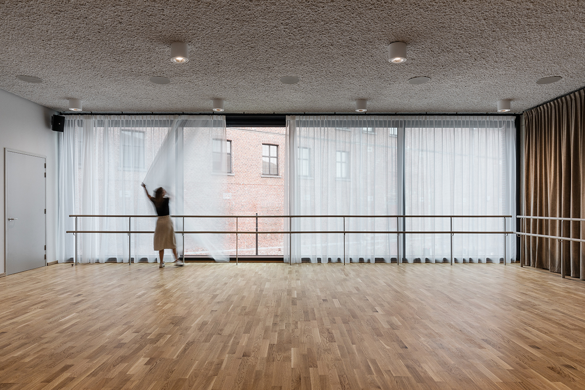 16_UTOPIA_Library and academy for performing arts _© Delfino Sisto Legnani e Marco Cappelletti