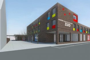 URBAN PRIMARY SCHOOL STASEGEM ZUID: PASSIVE SCHOOL & SPORTS HALL