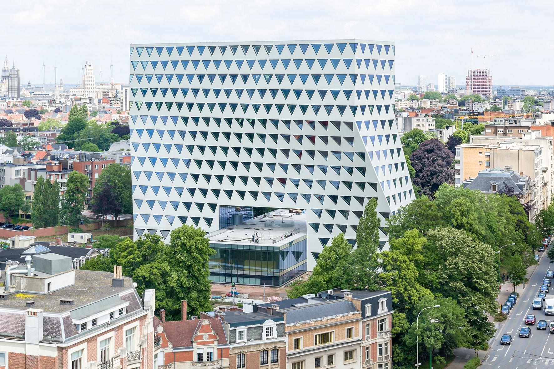 1945 Provinciehuis Antwerp (office) min