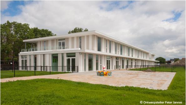 2018 School St. Andreas Oostende copyright Peter Jannes
