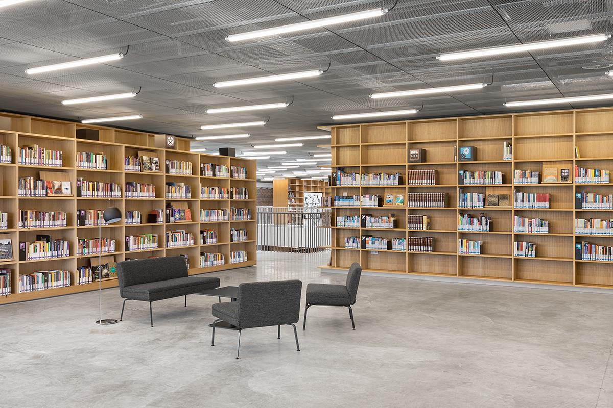 25_UTOPIA_Library and academy for performing arts _© Delfino Sisto Legnani e Marco Cappelletti