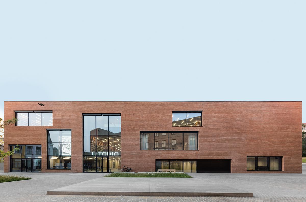 9_UTOPIA_Library and academy for performing arts _© Delfino Sisto Legnani e Marco Cappelletti
