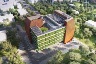 CUWC GREEN BUILDING