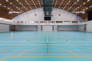 Renovatie sporthal Bloso Netepark