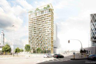 Residential tower 'doktoren'