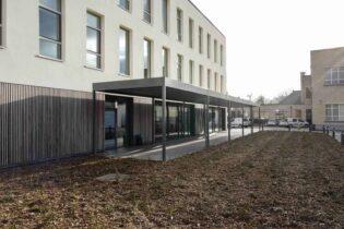 Immeuble de bureaux passif Kortrijksesteenweg