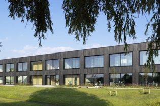 Van Hoecke – Halux BEN kantoren