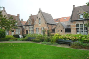 'De Schipjes' almshouses