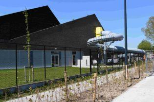 'De Pluimen' zwembad en sportcomplex