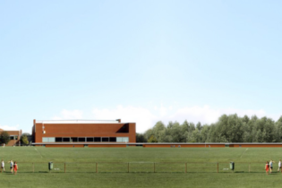 'De Lange Munte' sports center expansion