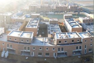 Construction of 48 houses 'Tuinwijk'