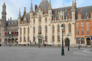 Tòa án Tỉnh, Markt 3, 8000 Brugge (Bỉ)