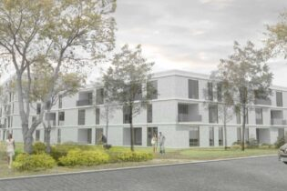 Construction apartments 'Akkerlaan' – lot 4