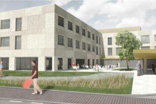 'Sint Pietersmolenwijk', dag  en woonzorgcentrum