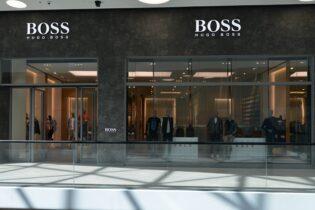 Cửa hàng Hugo Boss, Trung tâm thương mại Auchan Cloche d'Or, 2 rue Frederic Guillaume Raiffeisen, L 2411 Luxembourg (LU)