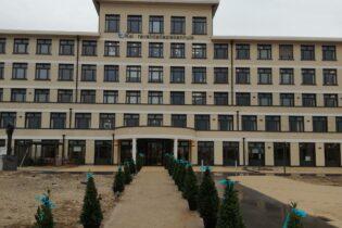 Bệnh viện phục hồi chức năng 'Koningin Elisabethinstituut' – giai đoạn 3,  Dewittelaan 1, 8670 Oostduinkerke (Bỉ)