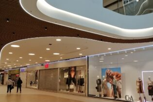 Westland Shopping Center BREEAM renovation and extension